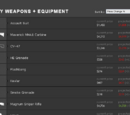 Dynamic Weapon Pricing