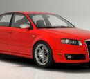 Audi RS4 (Simraceway)