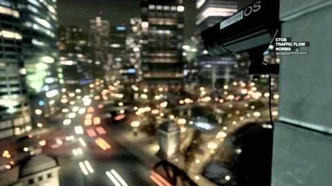 "Watch Dogs - Gameplay Trailer ""Out of Control"""