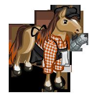Image barista horse farmville wiki seeds for Farmville horse
