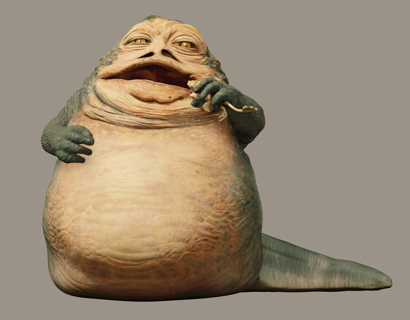 Jabba the Hutt - Disney Wiki Jabba The Hutt