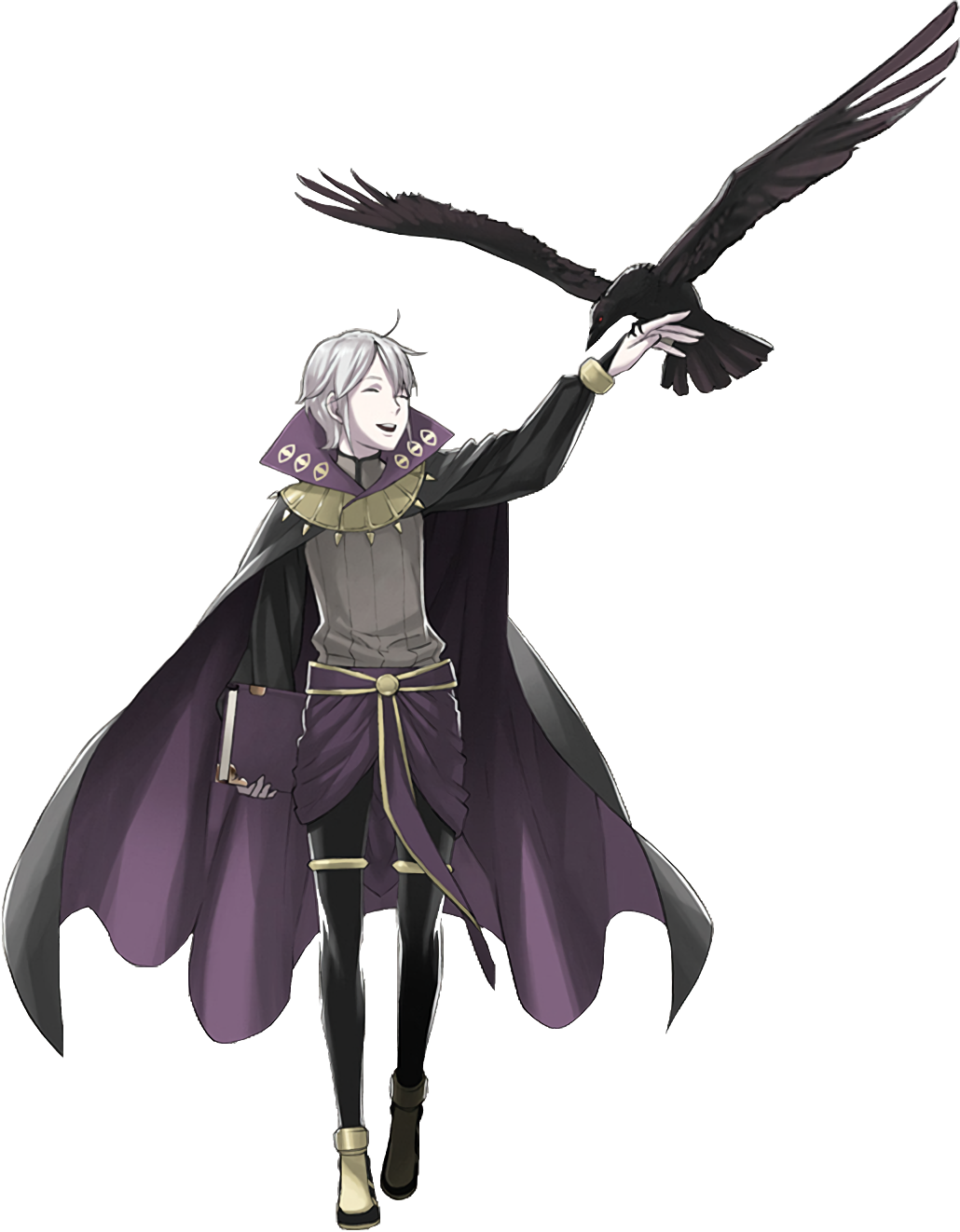 Ultimate Multiverse Heroes Tournament Henry_(FE13_Artwork)