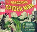 Amazing Spider-Man Vol 1 2