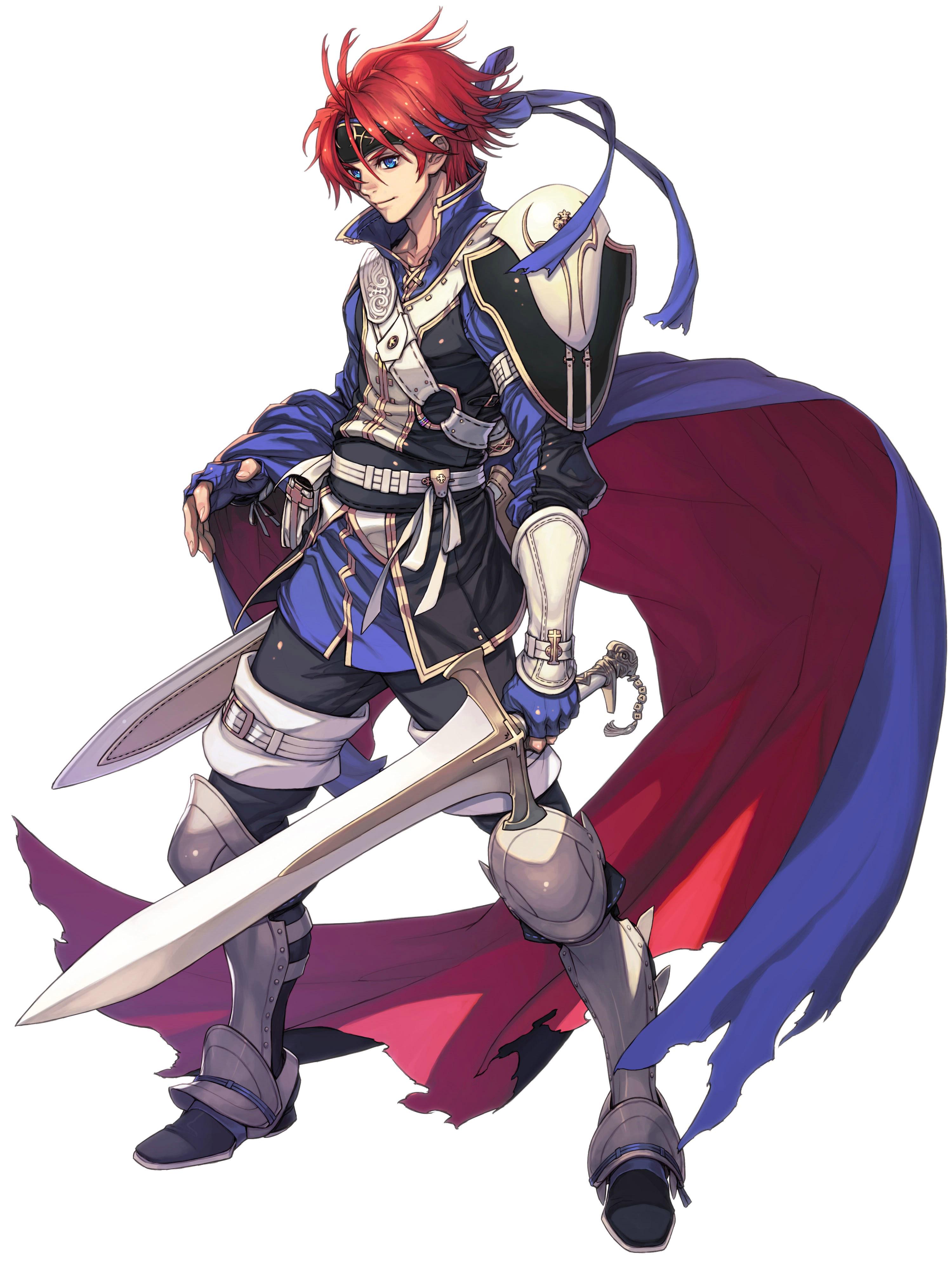 Roy - The Fire Emblem Wiki - Shadow Dragon, Radiant Dawn ...