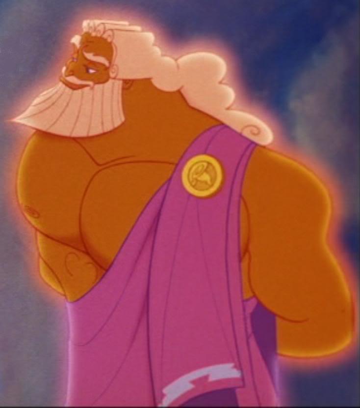 Zeus (Hercules) - The United Organization Toons Heroes Wiki
