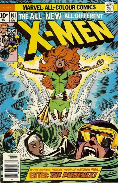 Essential X-Men: No. 50 Book (Jonathan Hickman - 2013) (ID:40709)