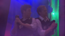 Barney and Ted lasertag1.png