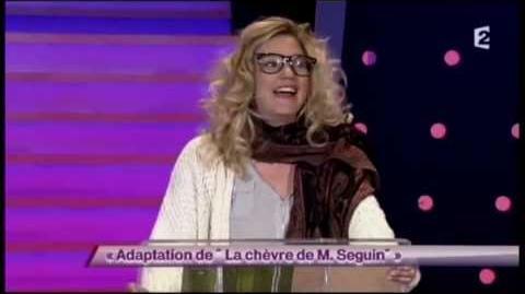 """Adaptation de """"La chèvre de M. Seguin"""""""