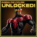 Cyclops Phoenix Five Unlocked.png