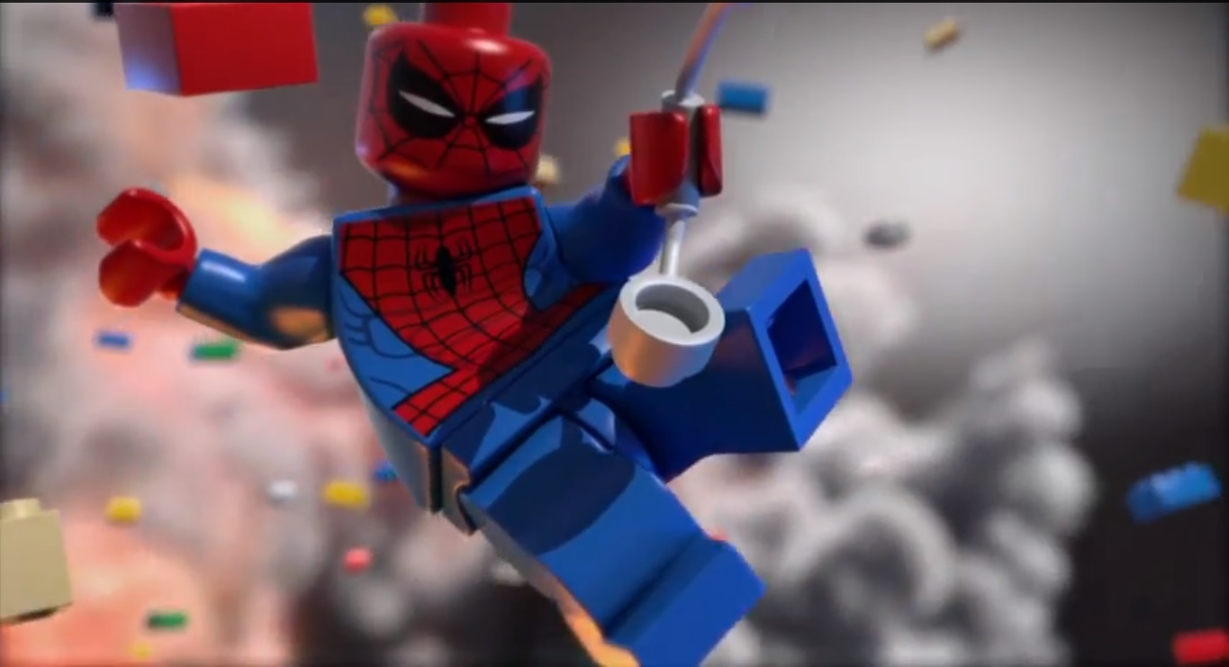 Is there going to be a the amazing spider man 2 lego sets brickipedia the lego wiki - Lego the amazing spider man 3 ...