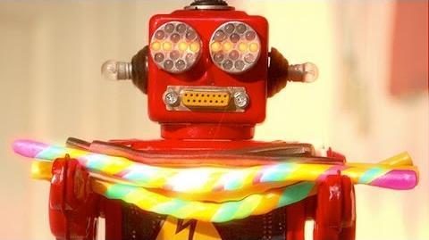 Om Nom Stories 10 Robo Friend