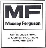 MF Industrial & Construction Machinery logo