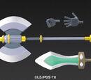 Custom Weapon 001