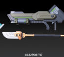 Custom Weapon 005