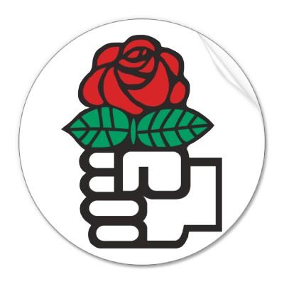 Democrat And Republican Symbol Image - Democratic soc...