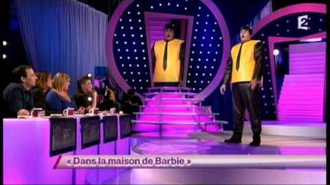 Dans la maison de Barbie