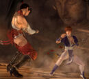 Dead or Alive 5 Ultimate command lists
