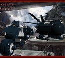 Bat Pod V2 and Cat-ship