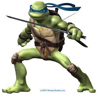 Leonardo (Movies) - TMNTPedia