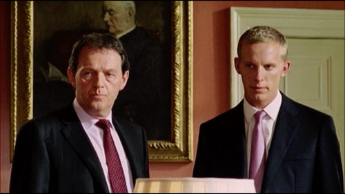 James Hathaway Inspector Lewis