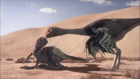 Image - Gigantoraptor-1.6-2.png - Planet Dinosaur Wiki