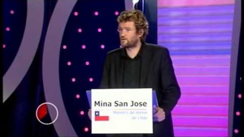Discours du Ministre chilien aux mineurs