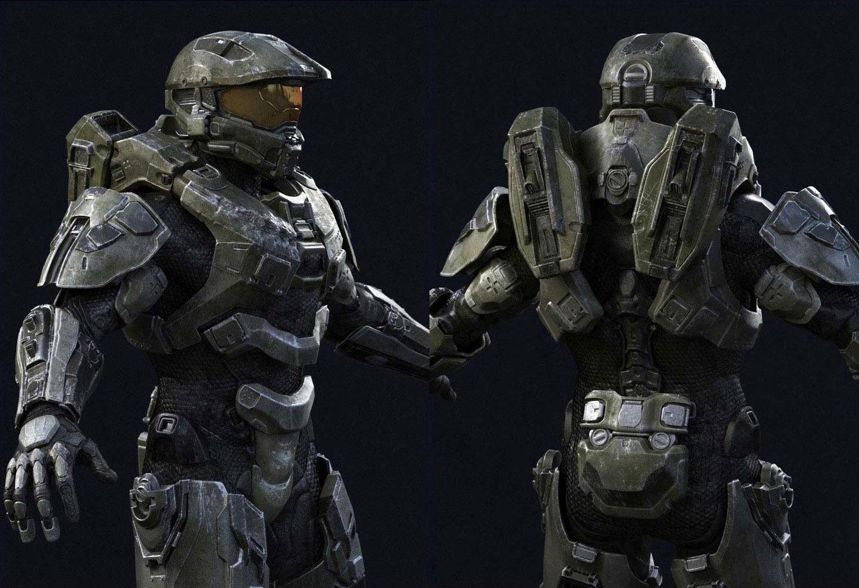 Halo 4 Face Master Chief Wallpaper By Julian80 Deviantart – Fondos