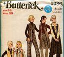 Butterick 5986 A