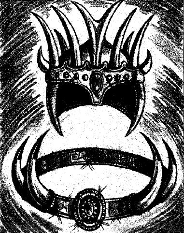 Evil crown drawing - photo#20