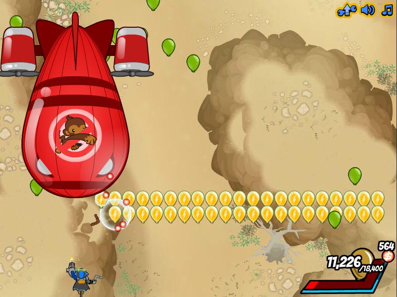 ballon tower defense