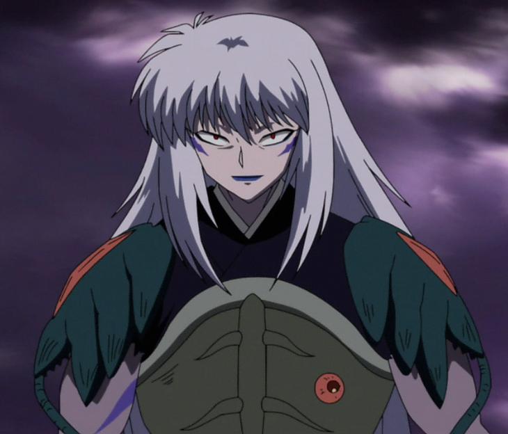 Dark Priestess Inuyasha Magatsuhi - inuyasha wiki - a