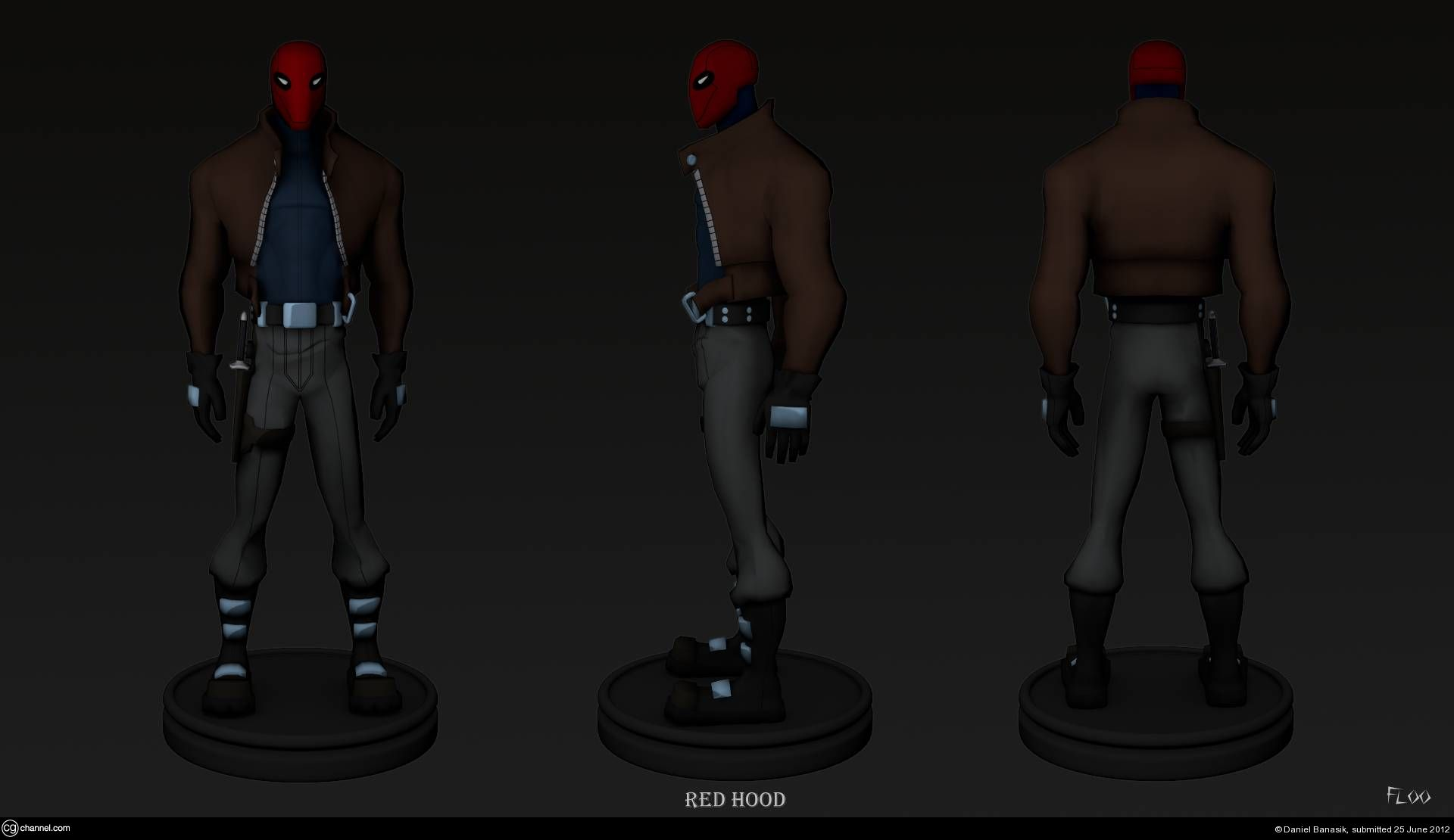 Red Hood (League of Light) - Injustice Fanon Wiki