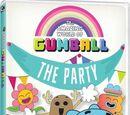 El increíble mundo de Gumball: La Fiesta