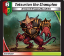 Tatsurion the Champion