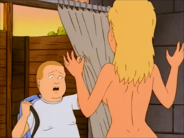 File Bobby Sees Luanne Naked