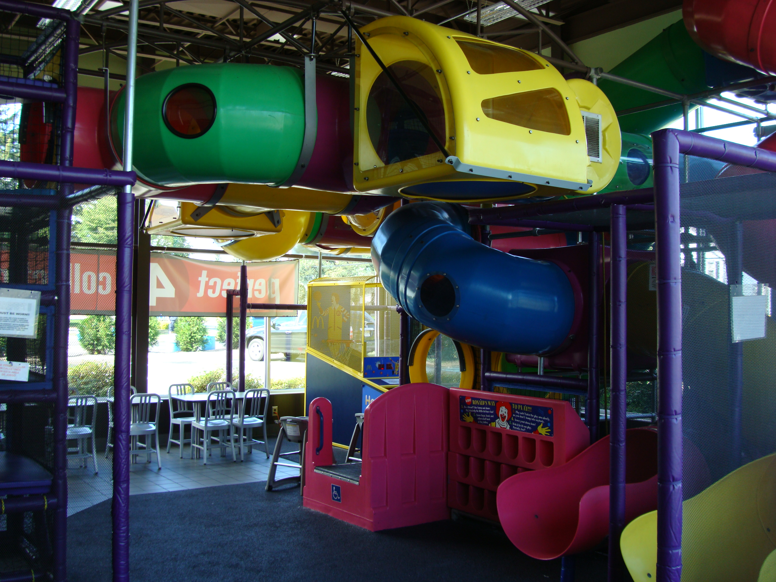 Mcdonald S Playplace Pbs Kids Bookworm Bunch Wiki