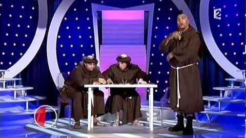 Des moines font le buzz sur Internet