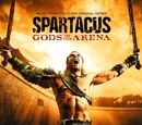 Spartacus: Gods of the Arena Soundtrack