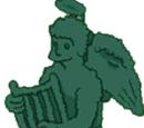 Angel Topiary