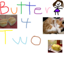 Butter for two