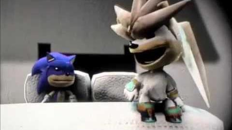 Lbp Sonic & Silver quest for the golden cookie