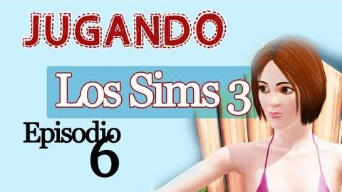 Jugando Los Sims 3 ¿Gachas? Ep. 1.6 (Narrado)