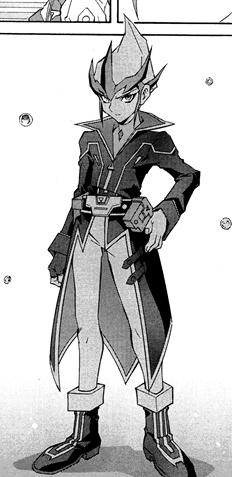 Kaito Tenjo Manga Yu Gi Oh