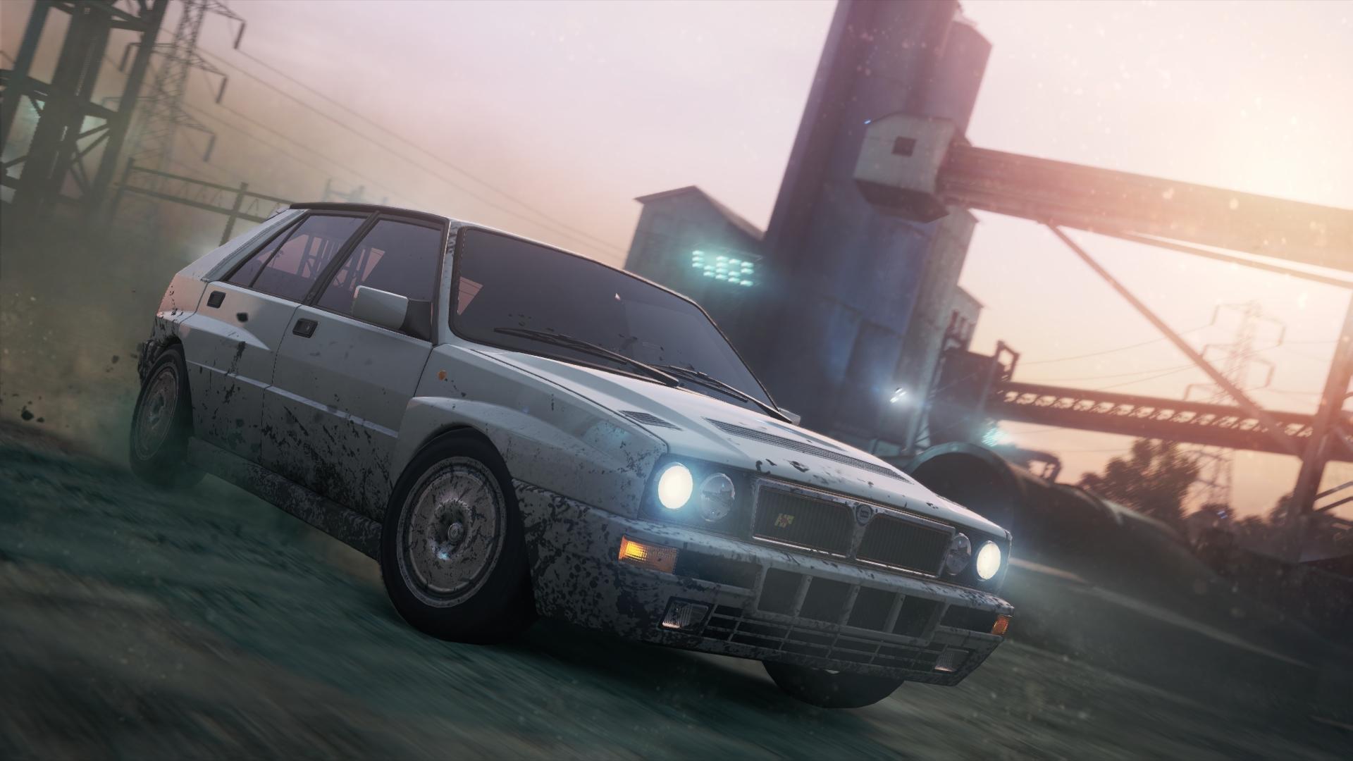Lancia Delta Hf Integrale Evoluzione Ii At The Need For