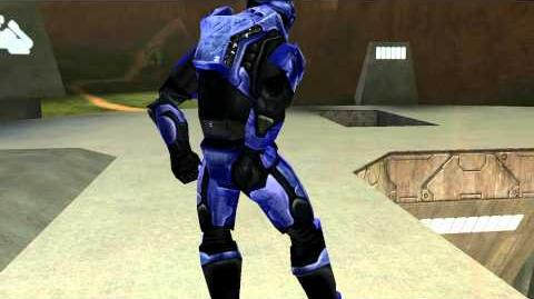 Red vs Blue Dancing Time! Stand Alone