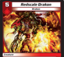 Redscale Drakon