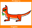 Fireberry (Up for Adoption)