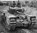 Infanterie Tank Mk IV Churchill