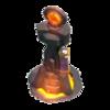 Les tours de l'enfer et Arc-X Inferno2