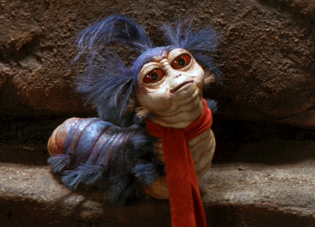 The Worm - Muppet Wiki - Wikia Labyrinth Movie Quotes